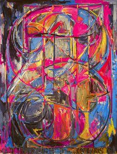 kART à voir: n°159 0 Through 9 (1961)Jasper Johns