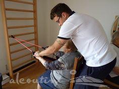 O Município de Alcoutim proporciona aos munícipes do concelho sessões de fisioterapia gratuitas.