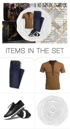 """""""30 days Oc chalenge// Day 5//Seth Lazar"""" by patiblb ❤ liked on Polyvore featuring art and kitchen"""