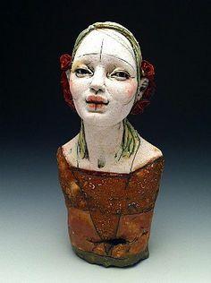 Kelly Garrett Rathbone-'Circus Girl #1'-The Art Spirit Gallery of Fine Art