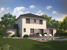 Maison 6 pièces 110 m² à vendre Bernin 38190, 462 900 € - Logic-immo.com Logic Immo, Mansions, House Styles, Home Decor, Future House, Mansion Houses, Homemade Home Decor, Manor Houses, Fancy Houses