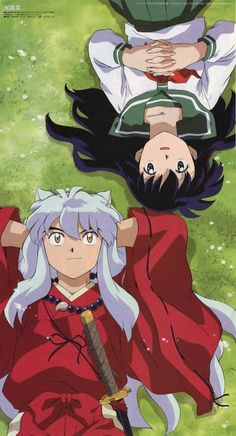 Recalling all the late nights I stayed up to watch Inuyasha. One of my favorite animes of all time.