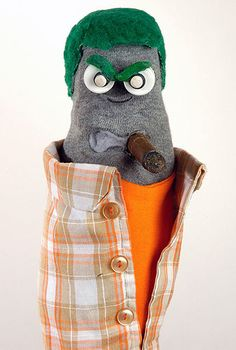 Top 10 Famous Sock Puppets