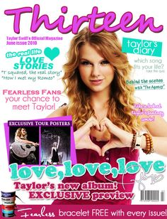 """taylor swift magazine covers 