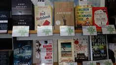 Dulwich Books Recommendations by Sheila & have got The Red Notebook to No 2 in our bestsellers Crooked House, Reading Groups, Notebook, Books, Red, Libros, Book, Book Illustrations, Exercise Book