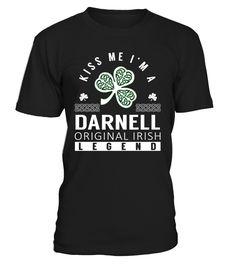 DARNELL Original Irish Legend