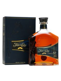 Flor de Cana 12 Year Old Centenario Rum