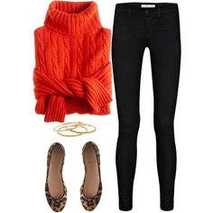 A fashion look from December 2012 featuring J.Crew sweaters, J Brand jeans и J.Crew flats. Browse and shop related looks.