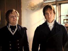 Col. Fitzwilliam and Mr. Darcy