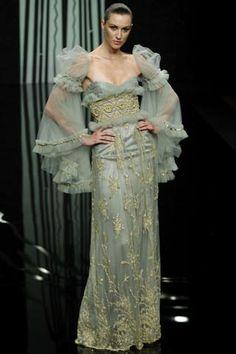 Abed Mahfouz - Haute Couture Fall Winter 2007/2008 - Shows - Vogue.it