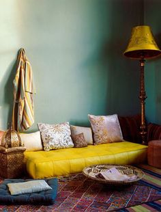 Interiors Round-up: Say 'Hello' to Yellow | Via the Jungalow