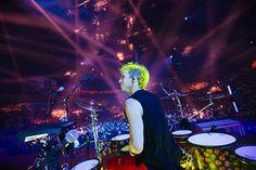 I love his yellow hair!❤️