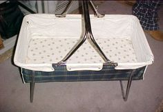 Infant car bed