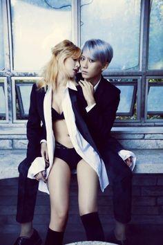 Trouble Maker ♡ HyunA and Hyunseung // Chemistry Mini Album Hyuna And Hyunseung, Hyuna Kim, Trouble Maker Now, K Pop, Hyuna Tumblr, Hyuna Photoshoot, Korean Girl, Asian Girl, Asian Woman