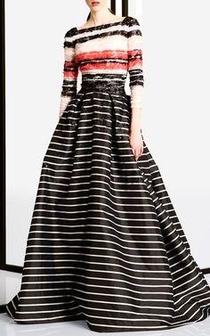 Carolina Herrera Pre Fall 2016 Look 8 on Moda Operandi