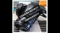 Nova camera do canal - 2017//2018