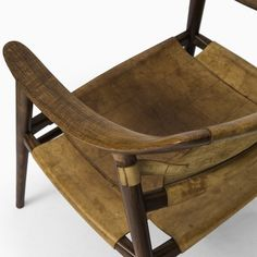 Rolf Rastad & Adolf Relling Bambi easy chairs at Studio Schalling