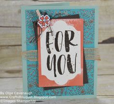 Hello and Welcome to my Blog!  Today I am sharing some alternatives for the Paper Pumpkin August 2016 Bold Botanicals. When I first saw the ...