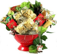 The Sicilian Spectacular Italian Foods Christmas Gift Basket >>> Want to know more, click on the image.