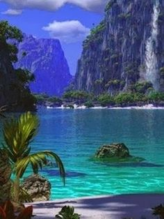 Amazing Nature Views - Maya Bay