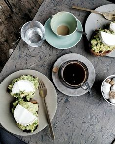 Planning world domination with @bornexplorers is always easier over avocado & chevre at @Finkssaltandsweet by parkncube