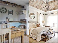 Lakberendezési ötletek, rusztikus - Antik bútor, egyedi natúr fa és loft designbútor, kerti fa termékek, akácfa oszlop, akác rönk, deszka, palló, wabi sabi rusztikus lakások Decor, Furniture, Home Decor, Bed, Entryway