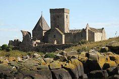 Inchcolm Abbey, Fife, Scotland