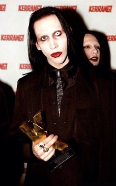 Marilyn Manson and Zim Zum