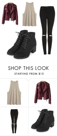 """Untitled #279"" by sierrapalmer10 on Polyvore featuring Topshop"