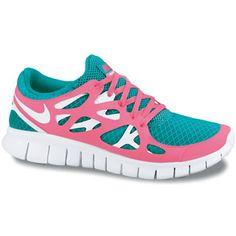 Nike Free Run+ 2 - Women's