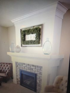 GaleRew Custom Fireplace