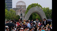 Hiroshima unhappy atomic-bomb park is 'Pokemon Go' site - Naples ...