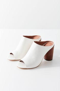 dc954799da26 Shop Wood Heel Mule at Urban Outfitters today. We carry all the latest  styles