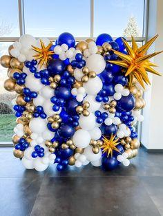 Balloon Columns, Balloon Wall, Balloon Arch, Balloon Garland, Balloon Display, Balloon Ideas, Balloon Shop, Birthday Party Centerpieces, Balloon Centerpieces