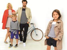 La Redoute viste a toda la familia con clásicos atemporales - http://www.valenciablog.com/la-redoute-viste-a-toda-la-familia-con-clasicos-atemporales/