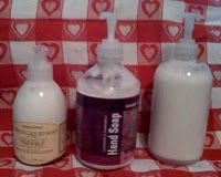 Homemade liquid hand soap - made this yesterday and it turned out great!