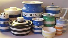 Cornish Kitchenware. #kitchenware #vajilla