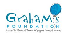 Graham's Foundation supports parents of preemies coping with premature birth and other challenges.