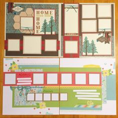 Making Connections CTMH | Seasonal Expressions 2 Scrapbook Kit