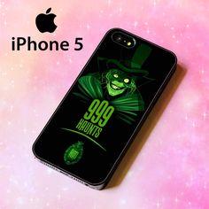 ER1361 Haunted Mansion Sinful Iphone 5 Case | BirlynaCase - Accessories on ArtFire