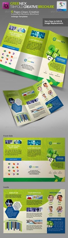 DOWNLOAD :: https://vectors.work/article-itmid-1003691055i.html ... Greenex Tri-fold Creative Brochure ...  business brochure, corporate, creative brochure, green, tri-fold brochure  ... Templates, Textures, Stock Photography, Creative Design, Infographics, Vectors, Print, Webdesign, Web Elements, Graphics, Wordpress Themes, eCommerce ... DOWNLOAD :: https://vectors.work/article-itmid-1003691055i.html