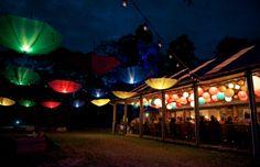Umbrella Lanters