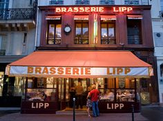 Brasserie Lipp - Condé Nast Traveler