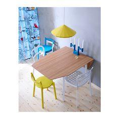 IKEA PS 2012 Klaffipöytä IKEA Pöytälevy on erittäin vahvaa bambua. Kooltaan ja mittasuhteiltaan siro pöytä mahtuu hyvin myös pieniin tiloihi...