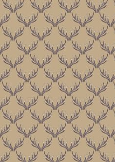 Fat Quarter Deer Stag Antlers on Natural Cotton Quilting Fabric Designer Fabrics Online, Fabric Online, Christmas Fabric, Winter Christmas, Stag Antlers, Cotton Quilting Fabric, Four Legged, Irene, Bag Making