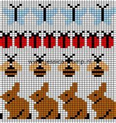 fair isle 31 Fair Isle Knitting Patterns, Knitting Charts, Knitting Stitches, Knitting Designs, Knitting Tutorials, Hat Patterns, Loom Knitting, Free Knitting, Cross Stitch Designs