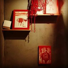 """emptyamyself for future time"" installation art. Artist : Sung - ah, Kim"