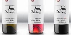 VS wine packaging