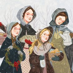 Little Women, written by Louisa May | WEBSTA - Instagram Analytics