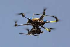Indian Police To Use Weaponized Drones For Crowd Control / TechNews24h.com #india #drones